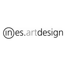 Logo In-es.artdesign